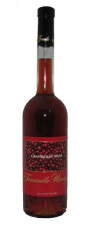 Tomasello Winery Cranberry